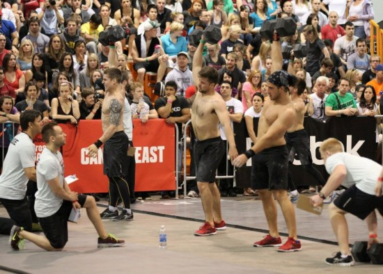 CrossFit Games Canada East Regional 2013 - The Sport of Fitness